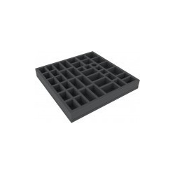 AGDX040BO 40 mm (1.6 inch) foam tray for Board Game Boxes