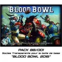 BLOOD BOWL - Socles pour la boite de base