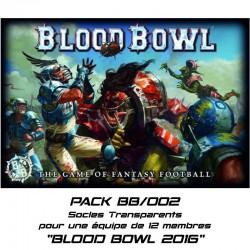 BLOOD BOWL - Socles pour une equipe