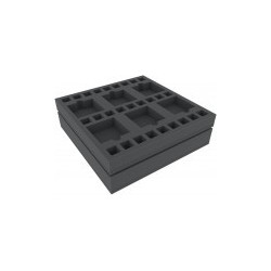STUFF4GAMES-AG15Set-Foam tray value set for Masmorra: Dungeons of Arcadia - Core Box