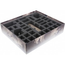 STUFF4GAMES-BG065CO03 65 mm (2.56 inch) foam tray for the Conan Expansion: Stygia