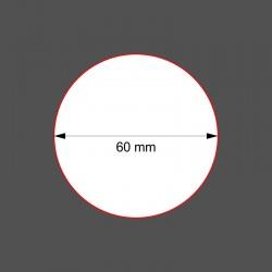 STUFF4GAMES-SOCLE CIRCULAIRE 60mm ACRYLIQUE