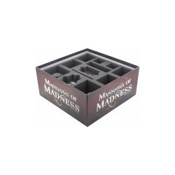 STUFF4GAMES-Foam tray value set for Mansions of Madness - 2nd Edition