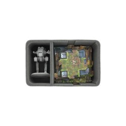 STUFF4GAMES-HS085IA02 85 mm (3.35 inches) half-size figure foam tray for Star Wars Imperial Assault