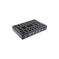 STUFF4GAMES-ATFB075BO 75 mm (2.95 inches) foam tray for the The Horus Heresy - Betrayal at Calth board game box