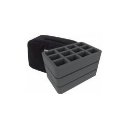 STUFF4GAMES-Feldherr MINI PLUS Case for 32 Krosmaster miniatures