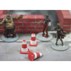 STUFF4GAMES-Cônes miniatures