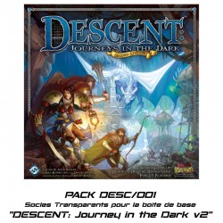 DESCENT:Journeys in the Dark.v2 - Socles pour la boite de base