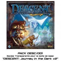 DESCENT:Journeys in the Dark.v2 - Socles pour la boite de base