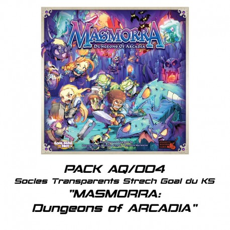 MASMORRA : Dungeons of ARCADIA -Stretch Goal du KS