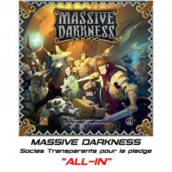"MASSIVE DARKNESS-Socles pour le Pledge ""ALL-IN"""
