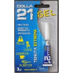 STUFF4GAMES - Colle GEL cyanoacrylate anaérobie - COLLE 21
