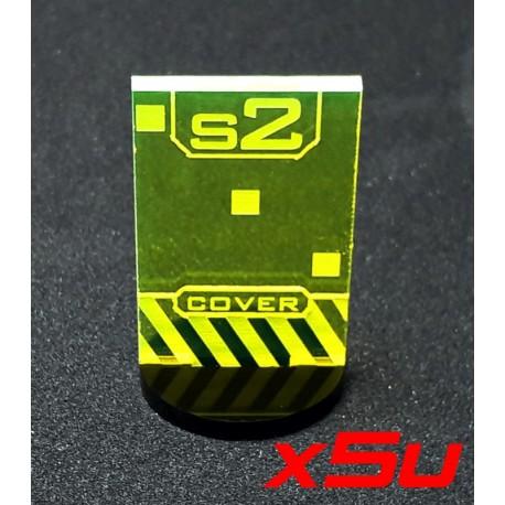 STUFF4GAMES-INFINITY Silhouettes S2 x5u