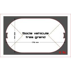 STAR WARS LEGION-Socles pour vehicule grand