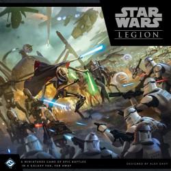 STAR WARS LEGION-Socles pour la boite Clone Wars