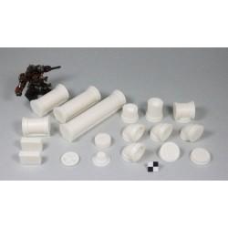 Lot de tubes miniatures et accessoires